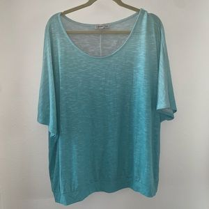 Cold water creek women's plus Dolman sleeve shirt